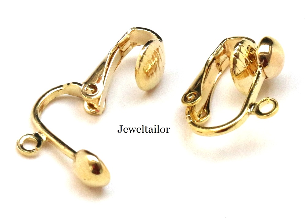 Converting Pierced Earrings To Clip Ons Free Instructions By