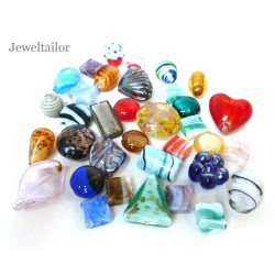 Lampwork & Fancy Glass Beads
