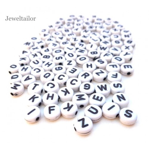 1 5 S Name Bracelet Jewellery Making Kit With 200 Quality Mixed Beads Elastic Instructions Extra Letters
