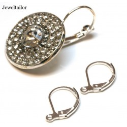 Lever Back Earring Findings