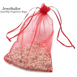 Large Organza Gift Bags