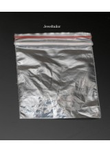 NEW! 100-500 Small Clear Grip Seal Storage Bags 6 x 4cm ~ Resealable & Ideal For Storing Beads, Findings & Other Craft Materials