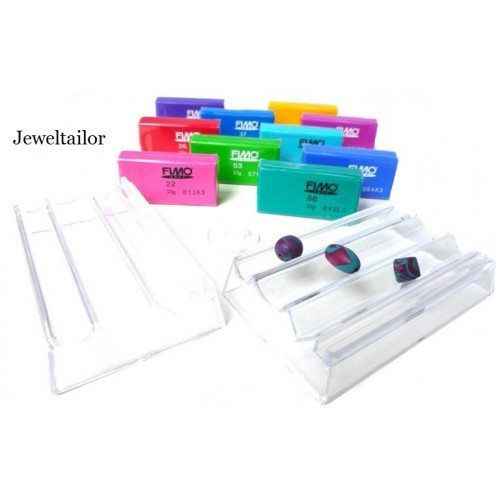 1 10 make your own tri bead rollers with free fimo