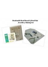 NEW! Beadsmith Bead Board & Bead Mat Set ~ Jewellery Making Essentials